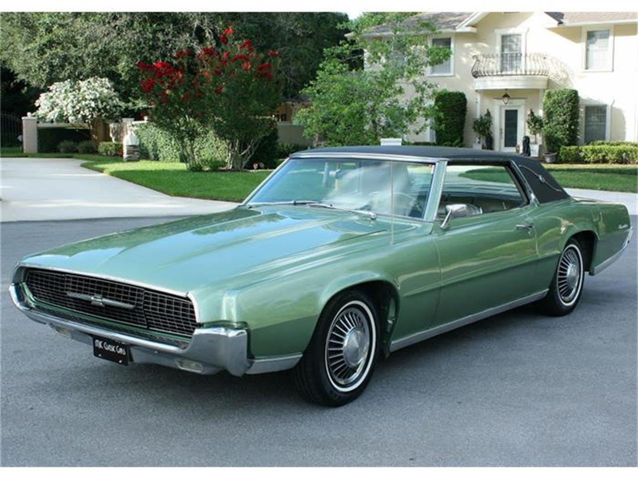 Large Picture of '67 Ford Thunderbird - ITN1