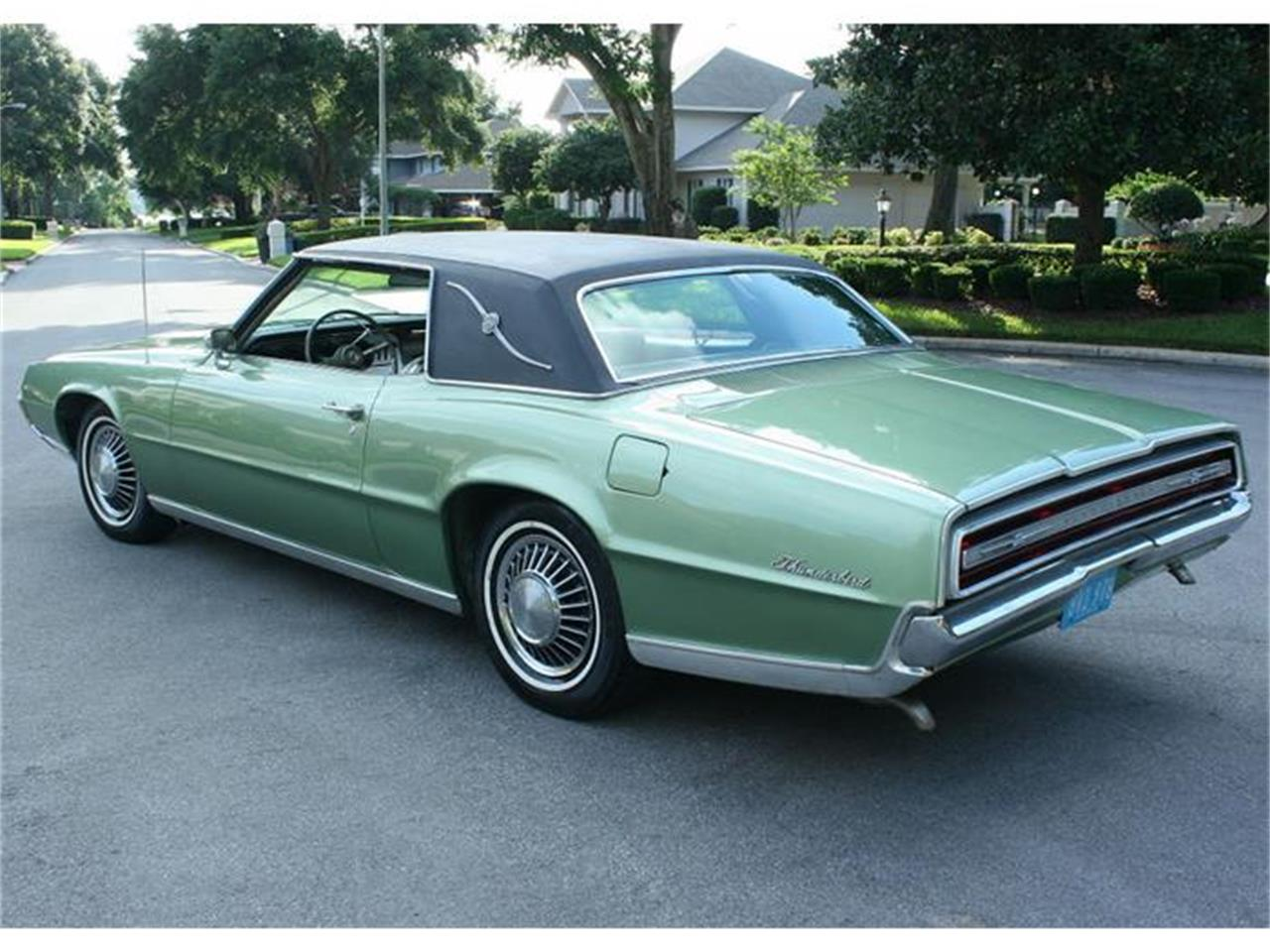 Large Picture of Classic '67 Thunderbird - $18,500.00 - ITN1