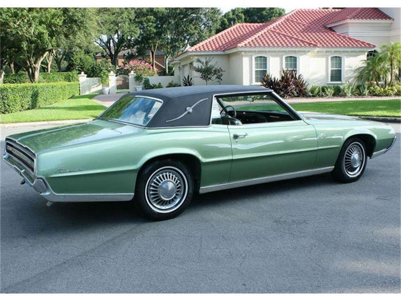 Large Picture of Classic 1967 Ford Thunderbird located in Lakeland Florida - $18,500.00 - ITN1