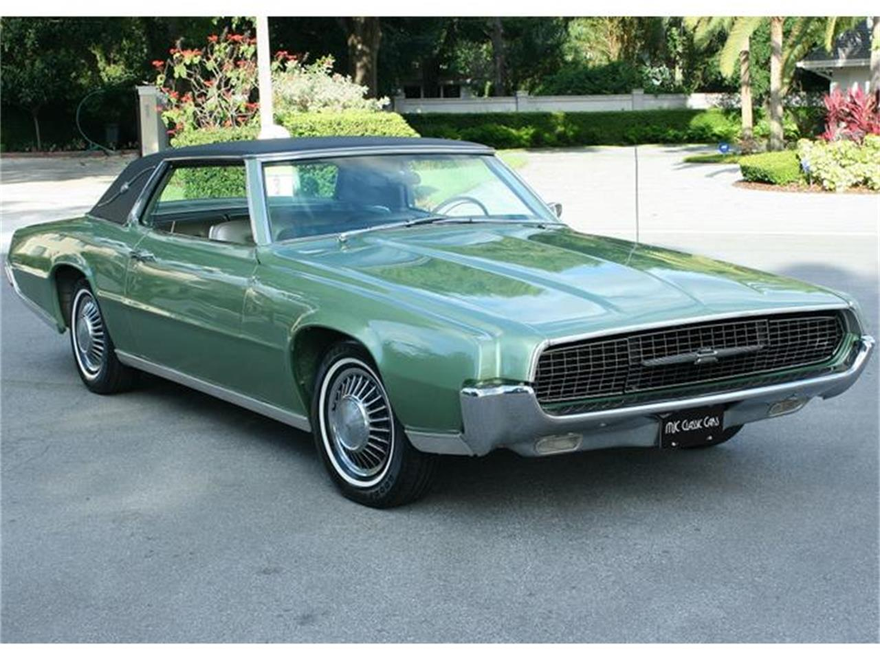 Large Picture of Classic 1967 Ford Thunderbird located in Florida - $18,500.00 Offered by MJC Classic Cars - ITN1