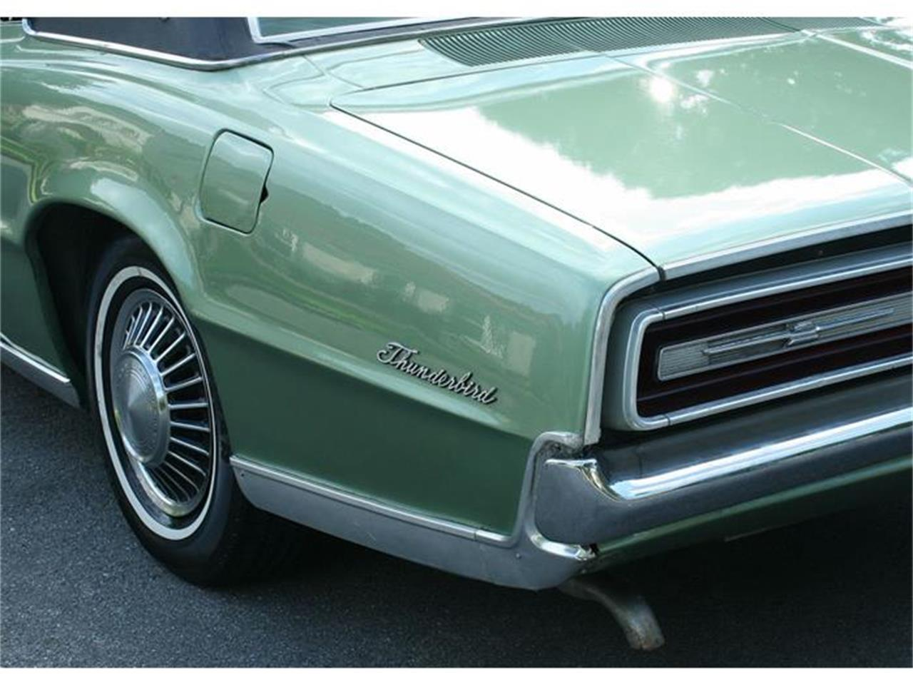 Large Picture of Classic 1967 Ford Thunderbird located in Florida - $18,500.00 - ITN1