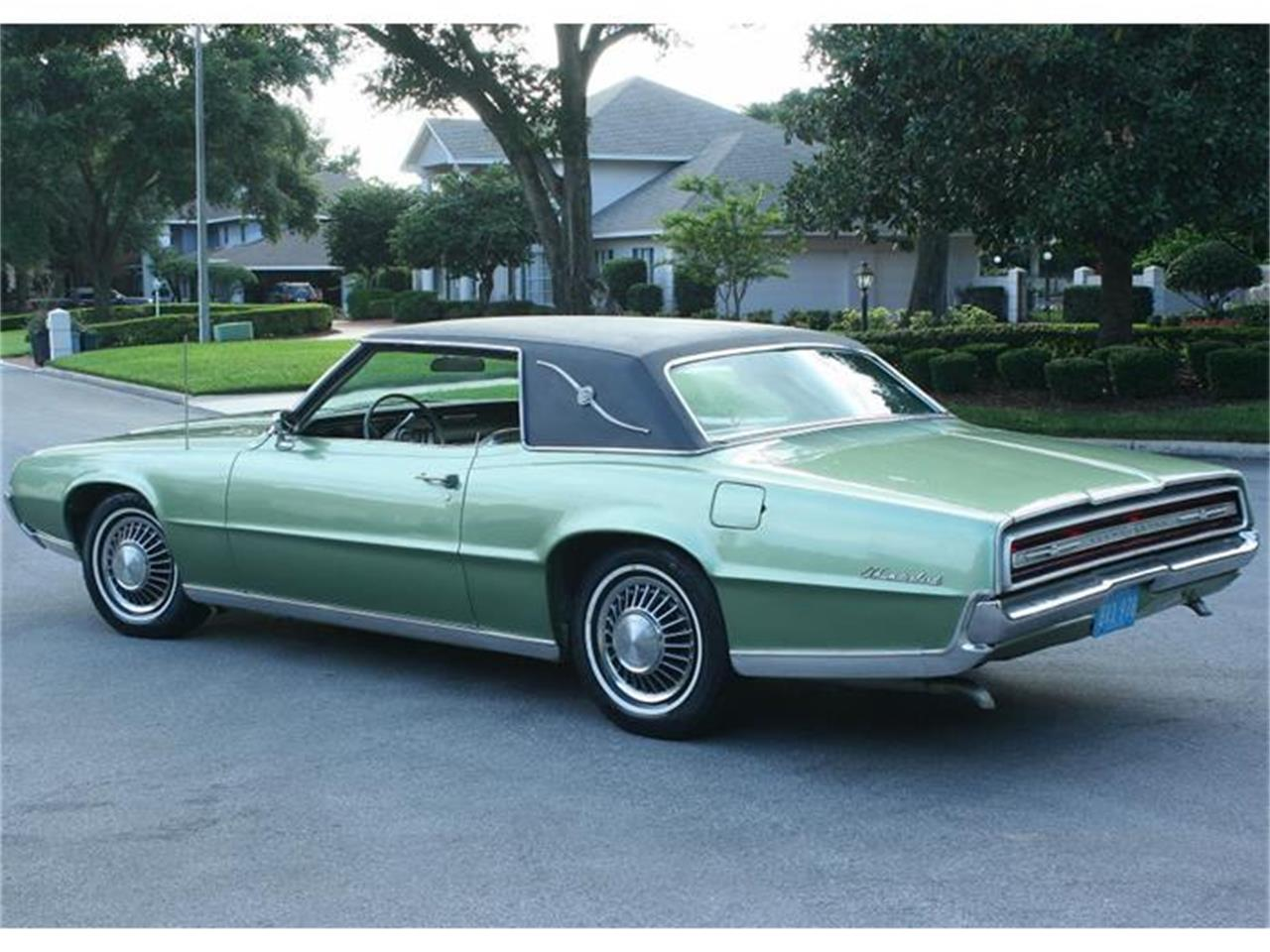 Large Picture of Classic '67 Thunderbird located in Florida - $18,500.00 - ITN1