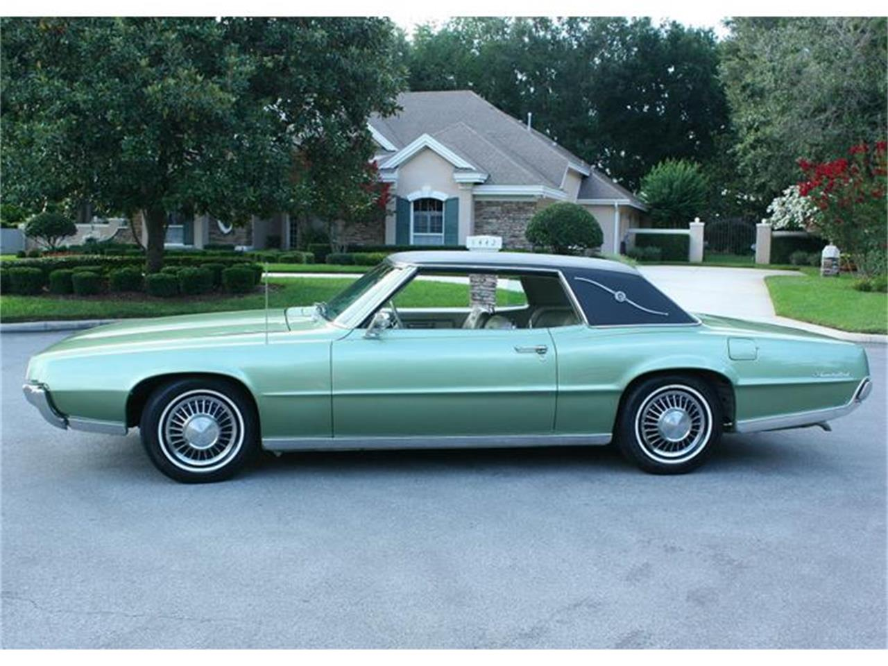 Large Picture of Classic 1967 Ford Thunderbird Offered by MJC Classic Cars - ITN1