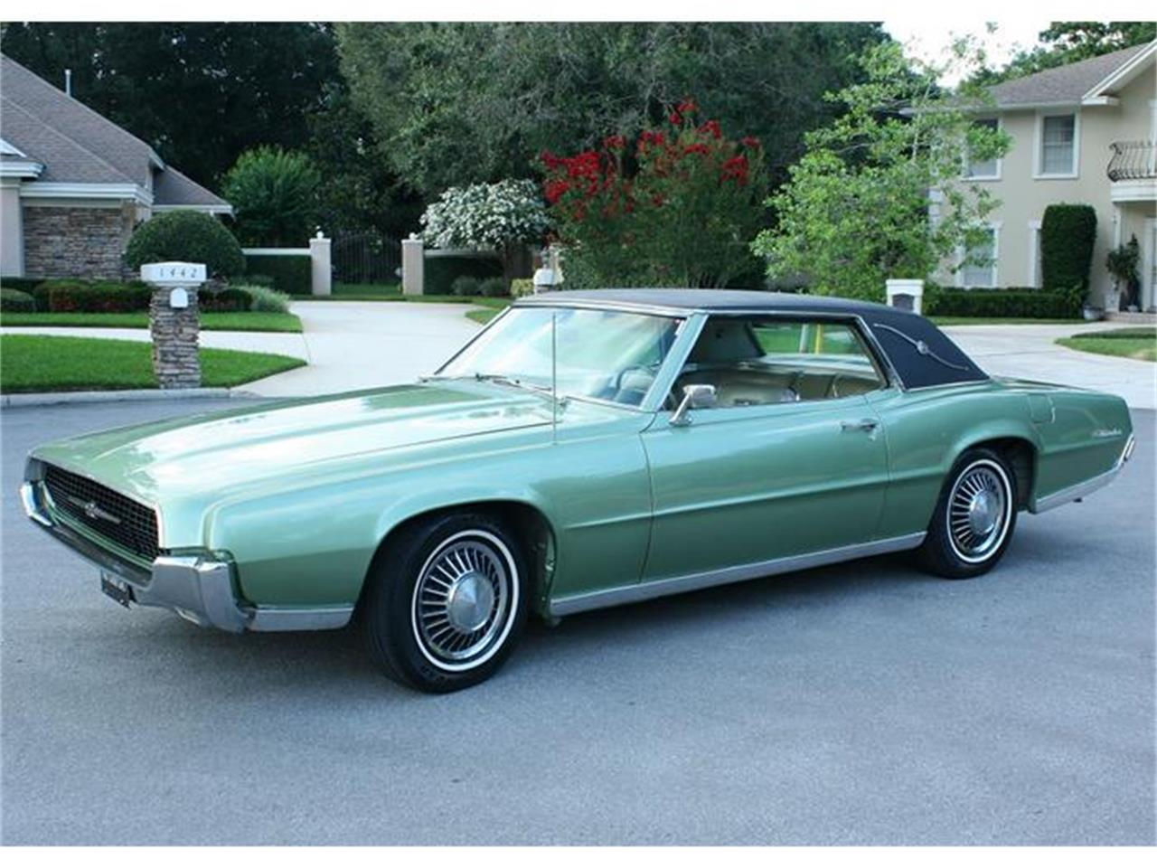 Large Picture of 1967 Thunderbird located in Florida - $18,500.00 - ITN1