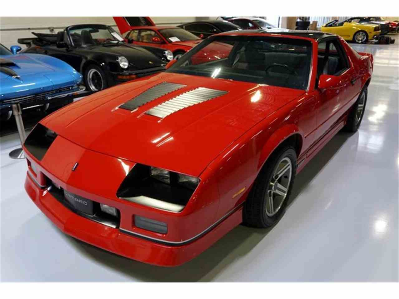 Large Picture of '86 Camaro - ITNJ