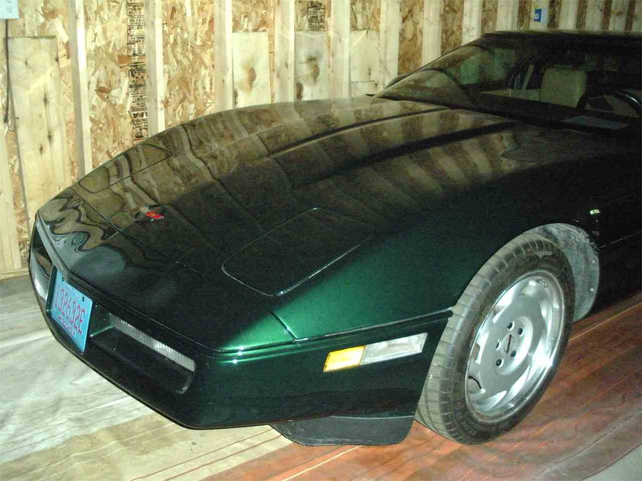 Large Picture of '84 Corvette - INXO
