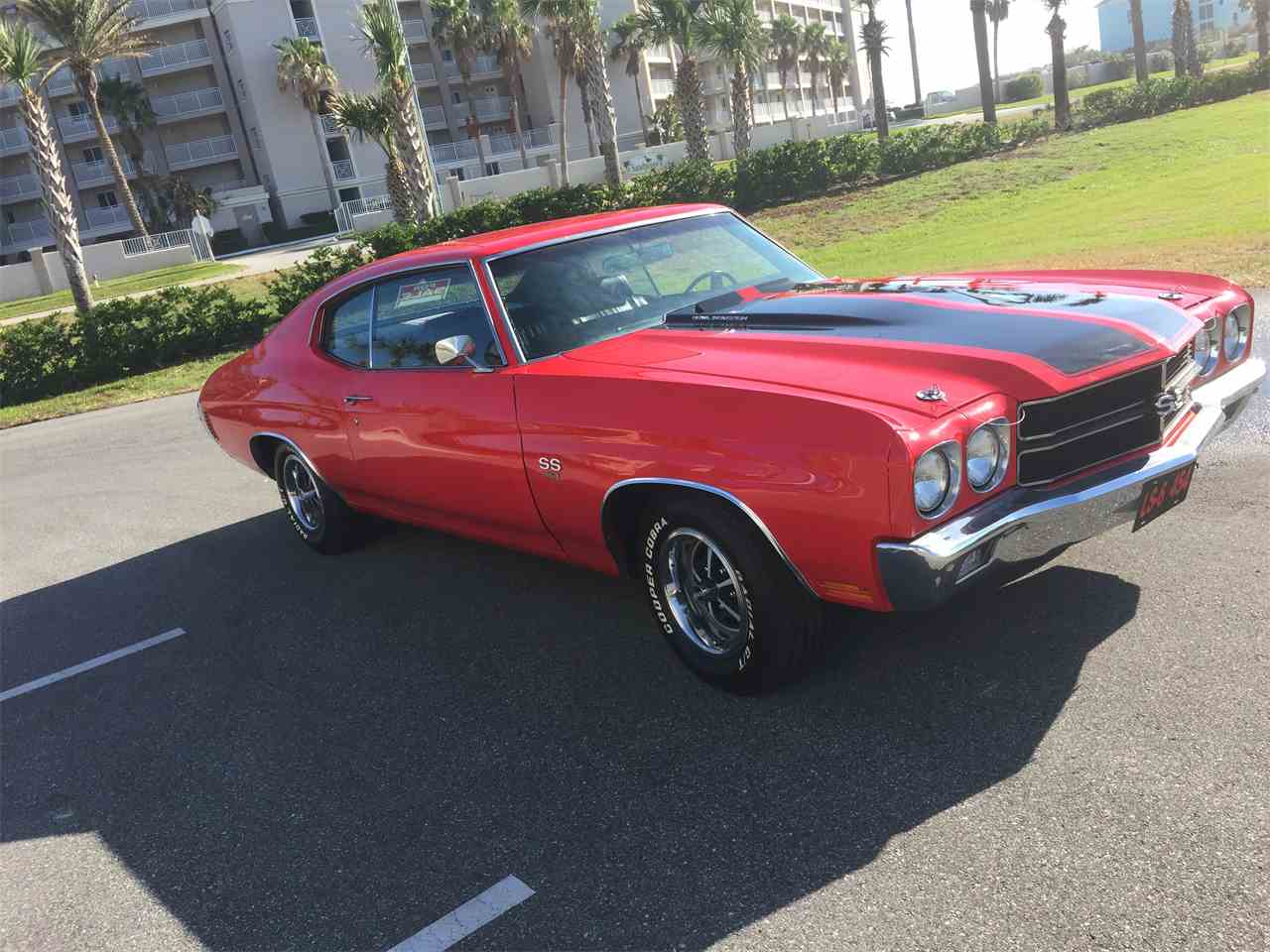 Large Picture of '70 Chevelle SS - INXT