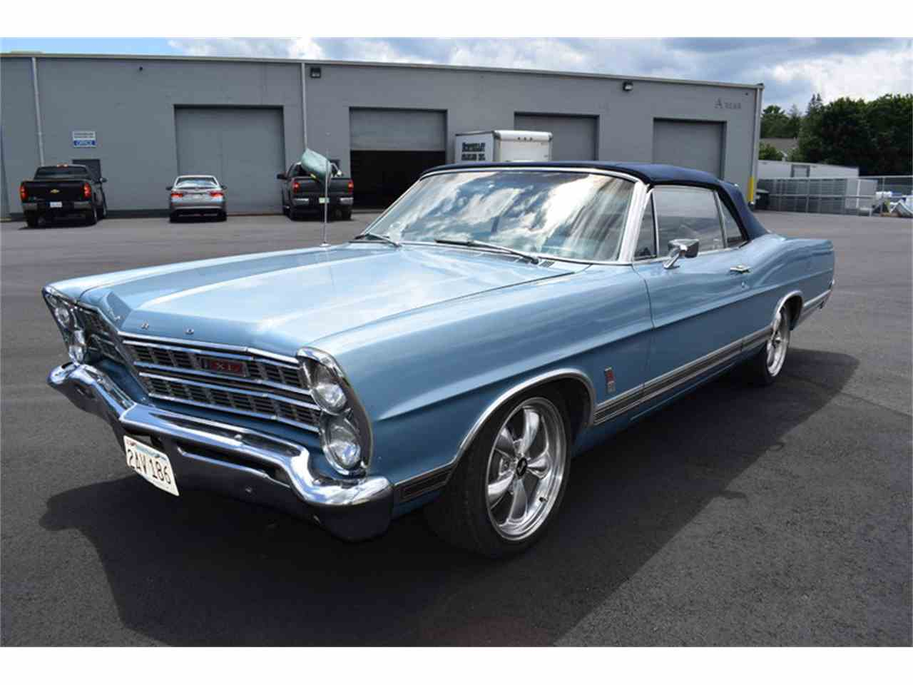 1967 Ford Galaxie for Sale | ClassicCars.com | CC-878372