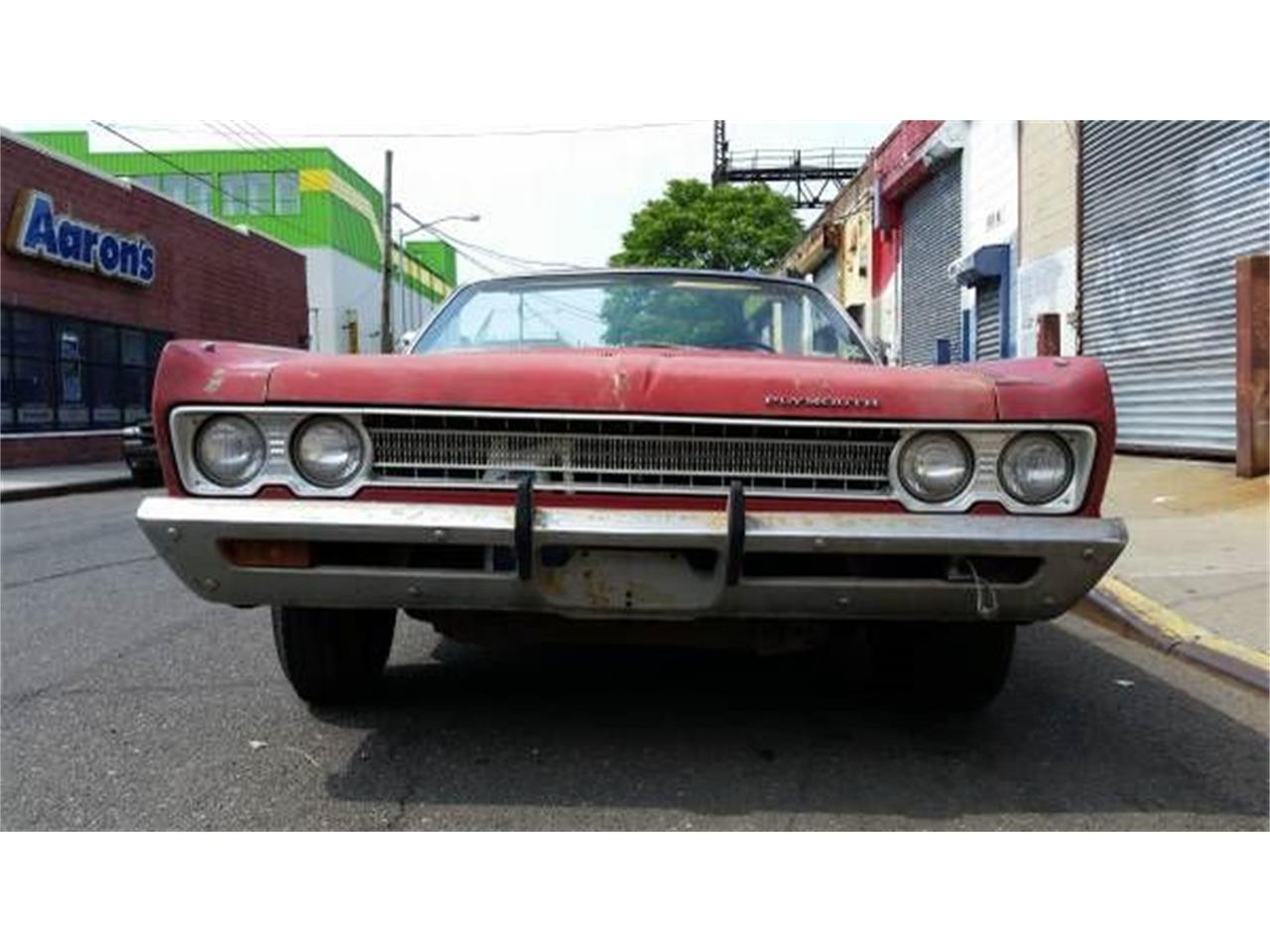 Large Picture of '69 Fury - ITS6
