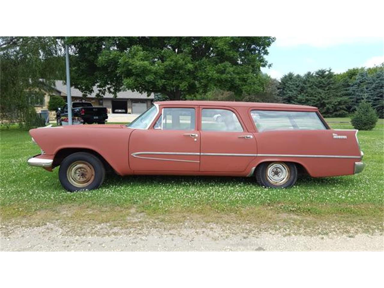 Large Picture of '58 Suburban - ITVW