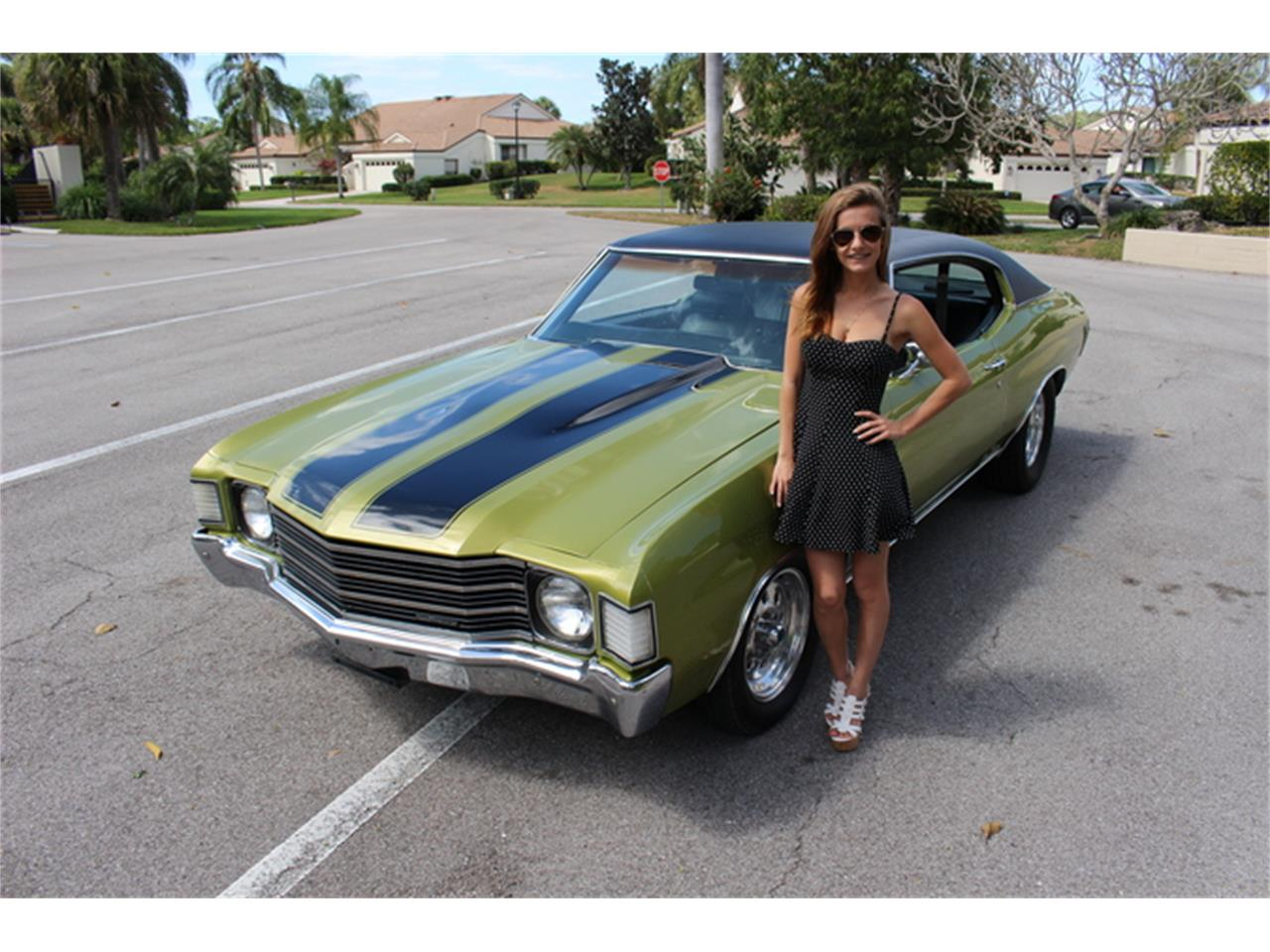 Large Picture of '72 Chevelle Malibu - INYL