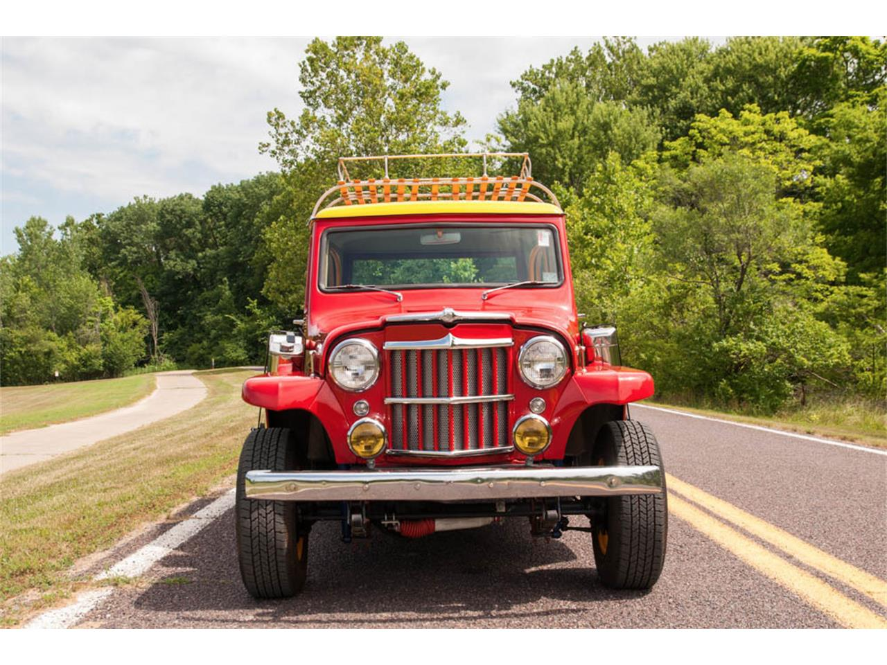1962 Willys Wagoneer For Sale Classiccars Com Cc 878673
