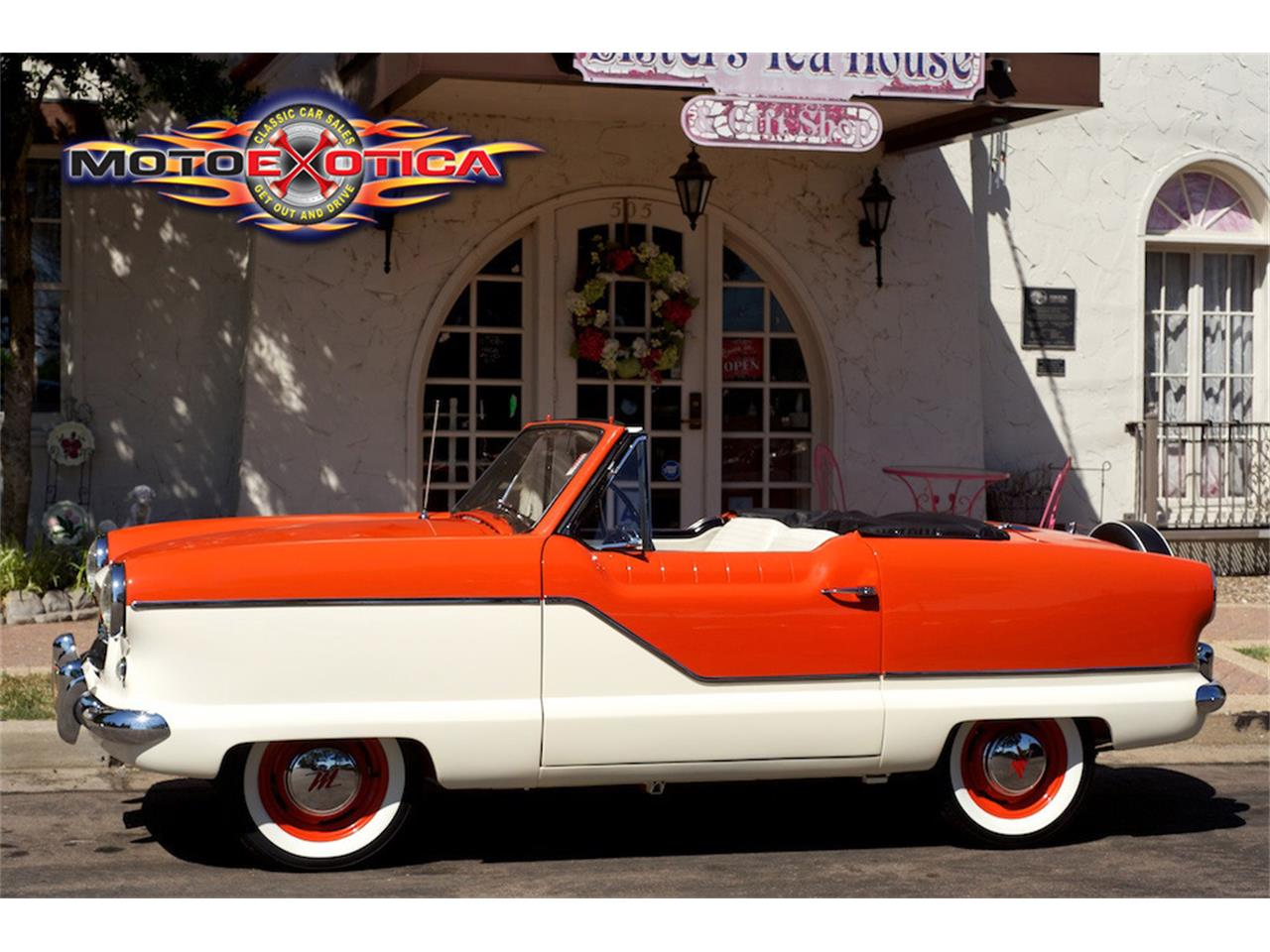 1961 Nash Metropolitan for Sale | ClicCars.com | CC-878678 Nash Metropolitan Wiring Harness on buick lesabre wiring harness, jeep cherokee wiring harness, jeep commander wiring harness, mg midget wiring harness, amc amx wiring harness, ac cobra wiring harness,