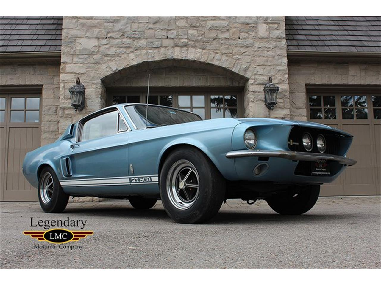 Large Picture of 1967 Shelby GT500 located in Ontario Offered by Legendary Motorcar Company - ITZU