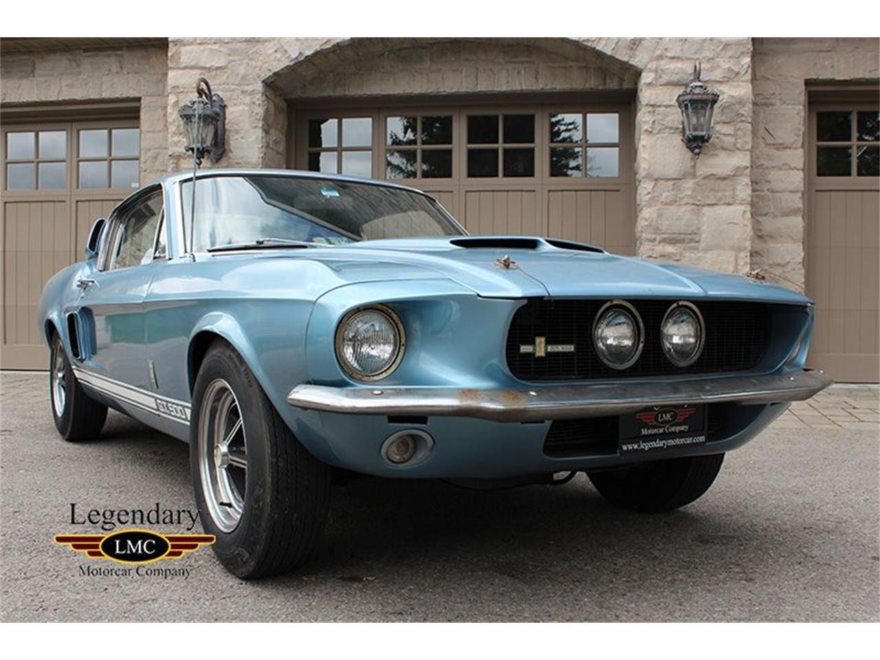 Large Picture of '67 Shelby GT500 - $195,000.00 - ITZU