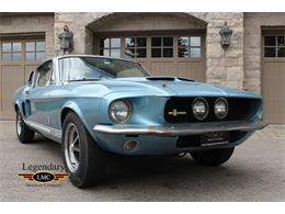 Picture of Classic '67 GT500 located in Halton Hills Ontario - $195,000.00 Offered by Legendary Motorcar Company - ITZU
