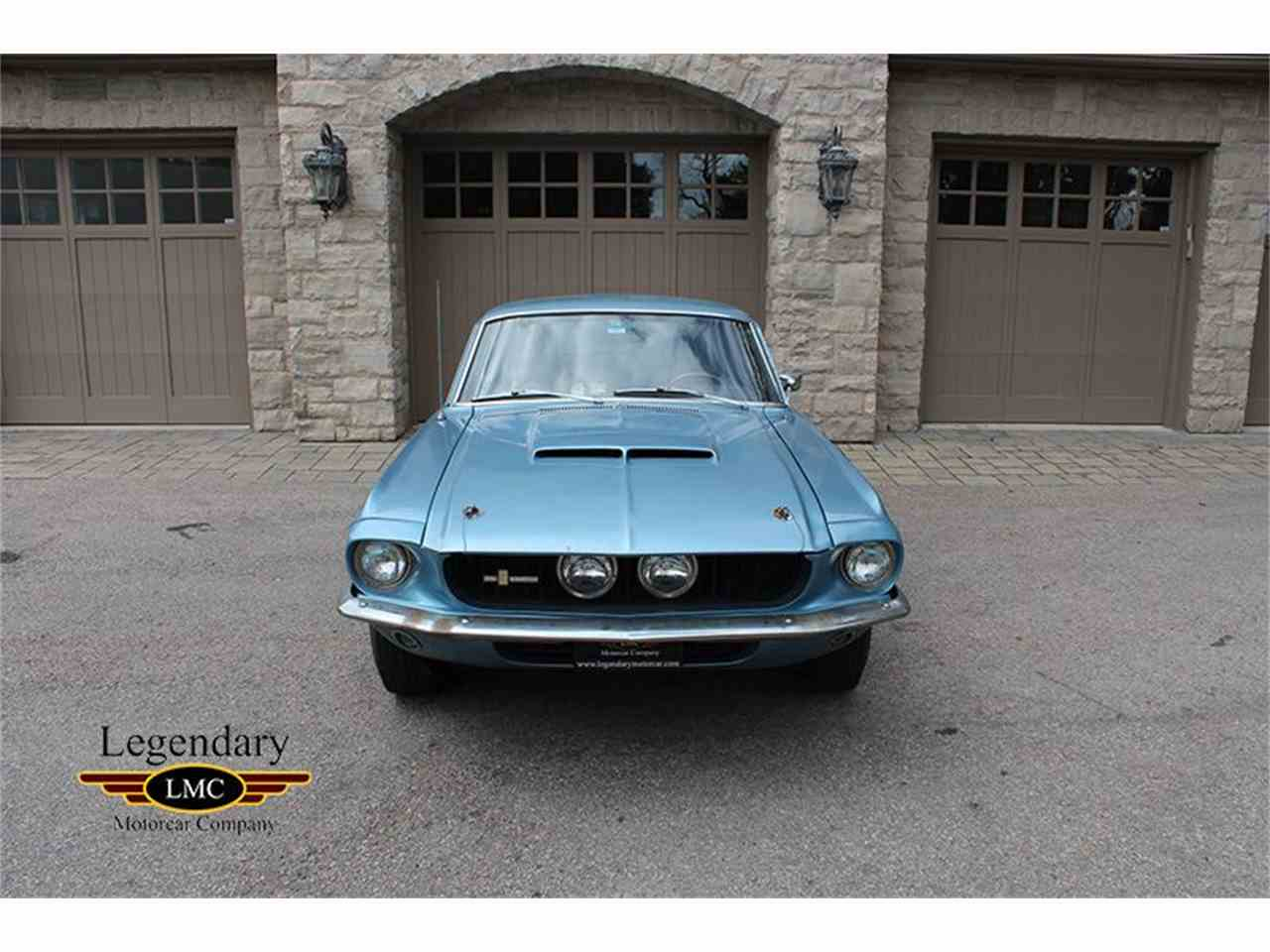 Large Picture of '67 GT500 - ITZU