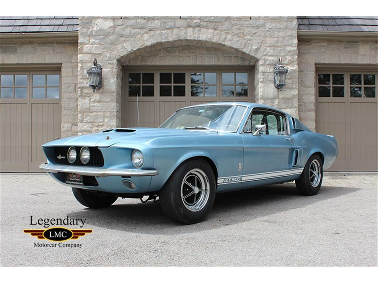 Large Picture of '67 GT500 Offered by Legendary Motorcar Company - ITZU