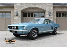 Picture of Classic 1967 Shelby GT500 - ITZU