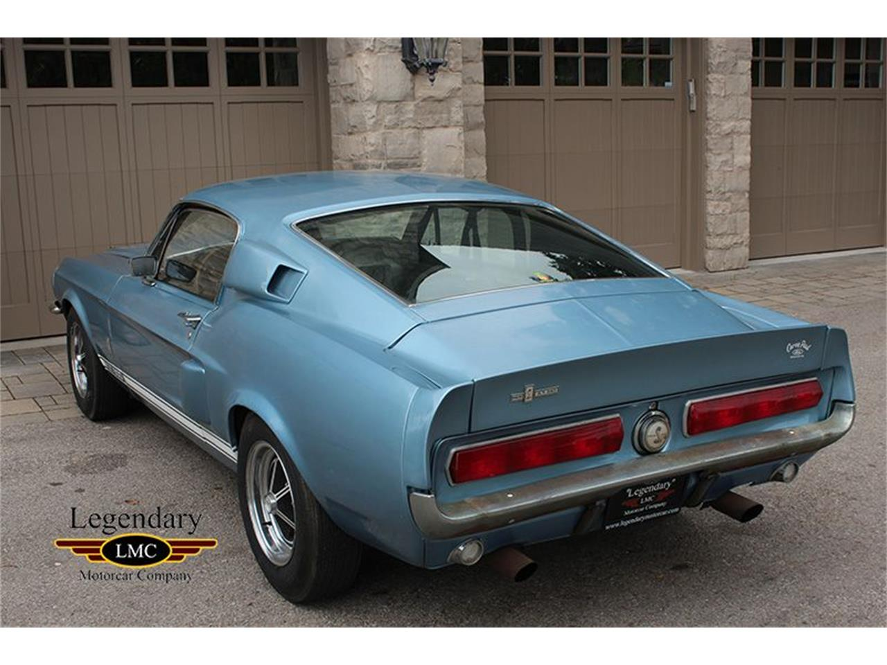 Large Picture of '67 Shelby GT500 located in Halton Hills Ontario Offered by Legendary Motorcar Company - ITZU
