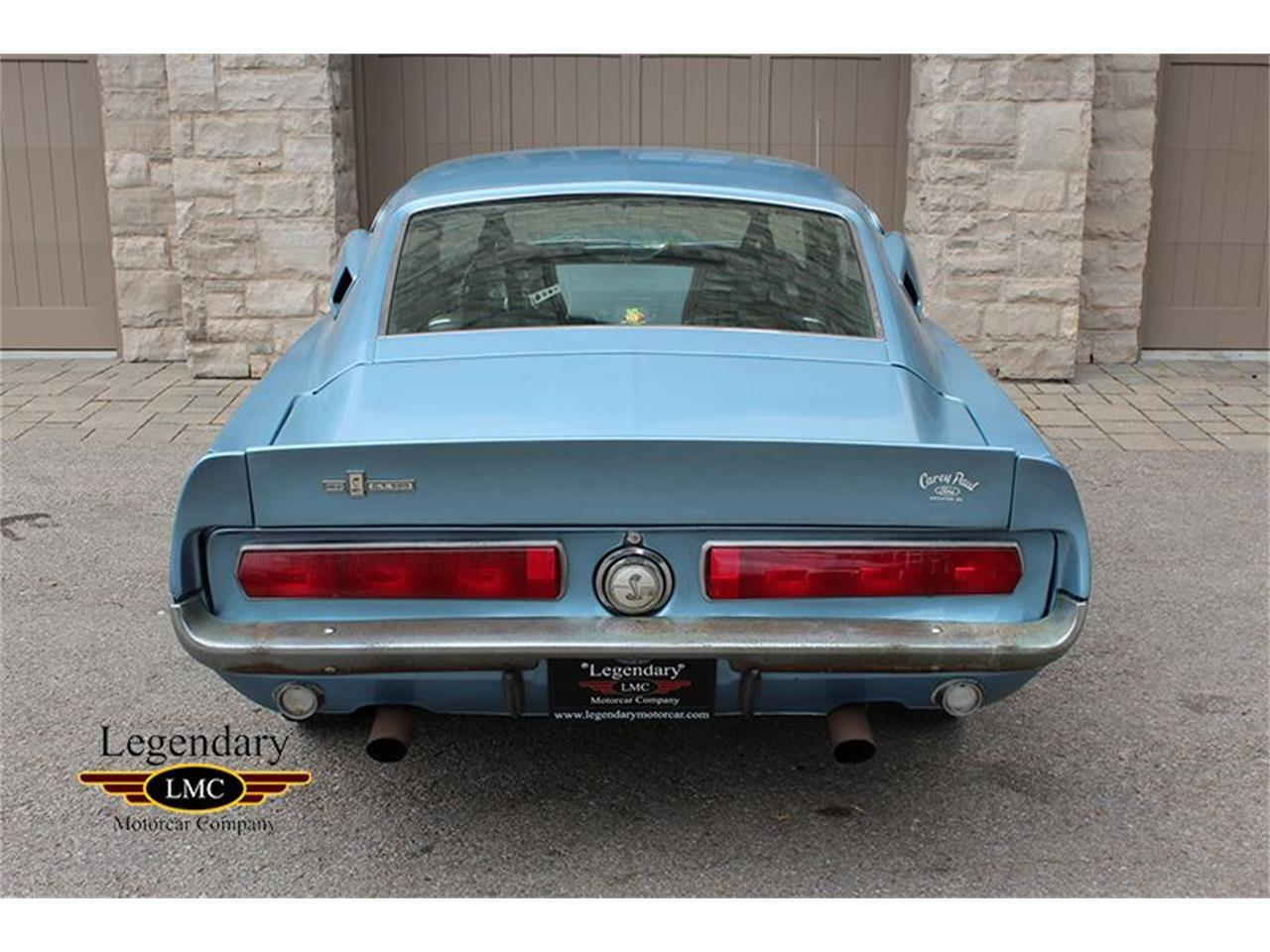 Large Picture of Classic 1967 Shelby GT500 Offered by Legendary Motorcar Company - ITZU