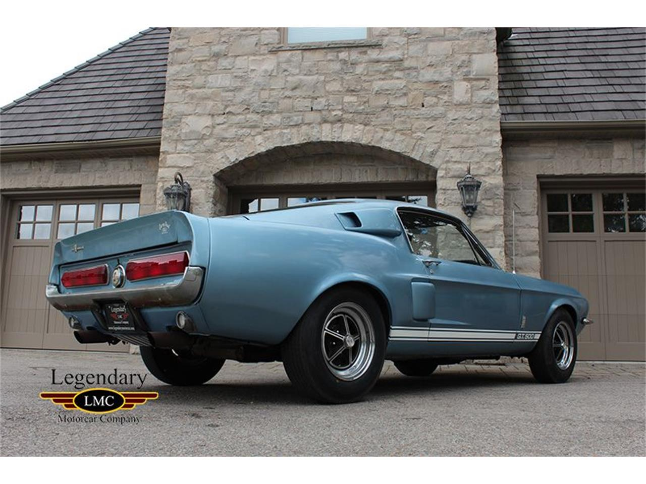Large Picture of 1967 GT500 - $195,000.00 Offered by Legendary Motorcar Company - ITZU