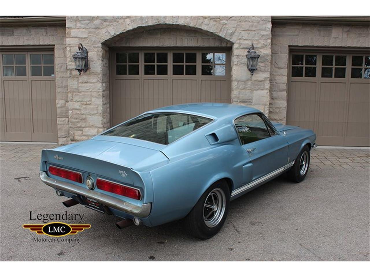 Large Picture of '67 GT500 located in Halton Hills Ontario Offered by Legendary Motorcar Company - ITZU