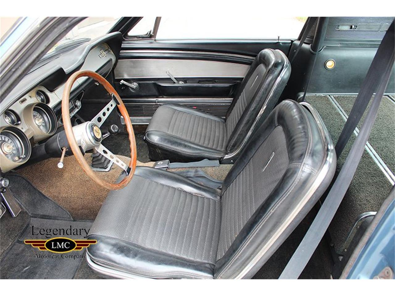 Large Picture of 1967 GT500 located in Halton Hills Ontario - $195,000.00 Offered by Legendary Motorcar Company - ITZU