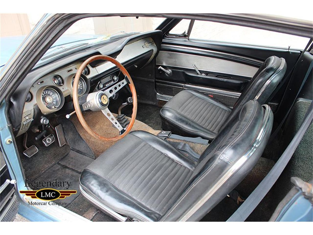 Large Picture of Classic 1967 Shelby GT500 - $195,000.00 Offered by Legendary Motorcar Company - ITZU