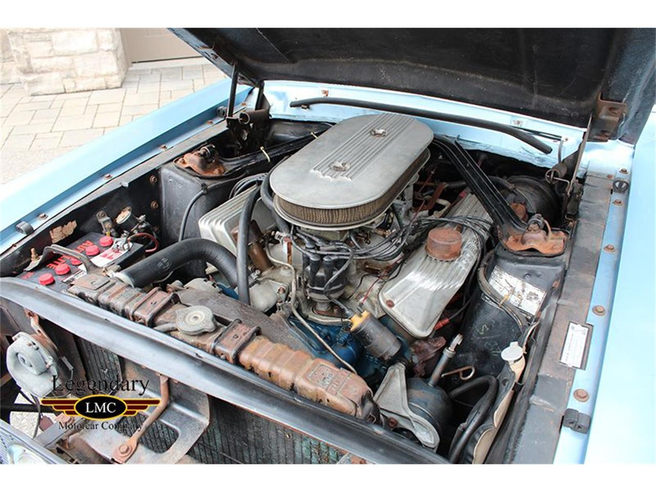 Large Picture of Classic '67 Shelby GT500 located in Halton Hills Ontario - ITZU