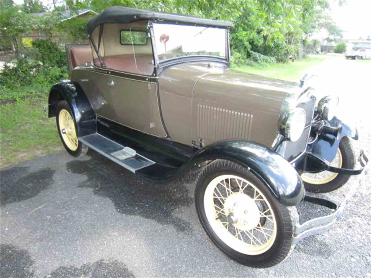 Large Picture of '29 Model A - IU0I
