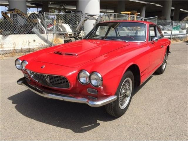 Picture of Classic 1963 Maserati Sebring - $169,500.00 - IU0K