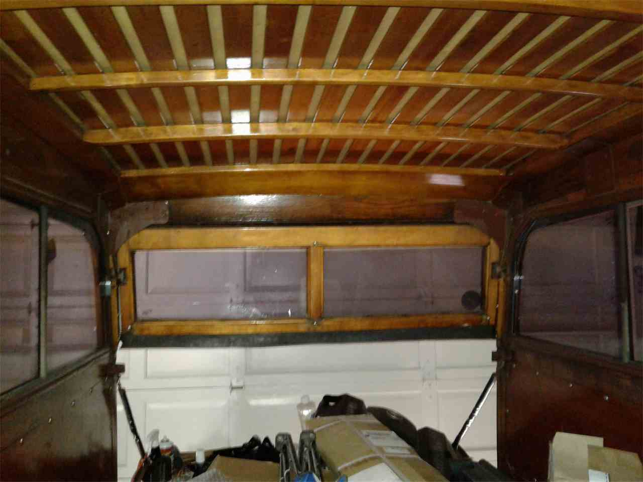 Large Picture of '40 Woody Wagon - IUBS