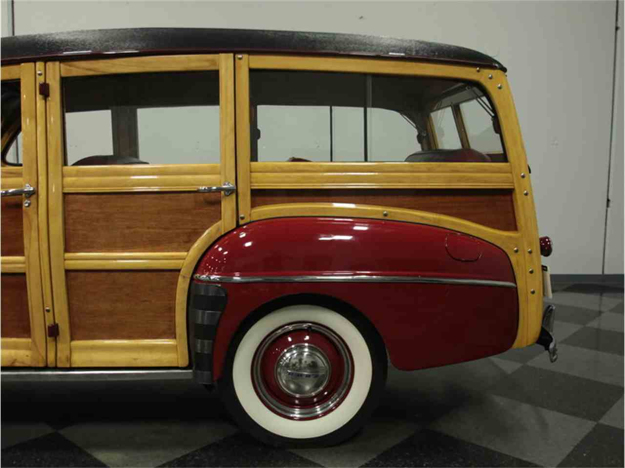 Large Picture of '47 Woody Wagon - IUC9
