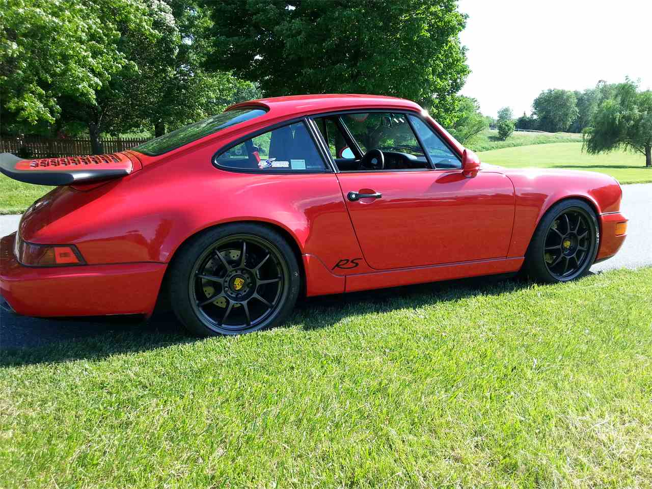 Large Picture of '93 RS America - IUGM