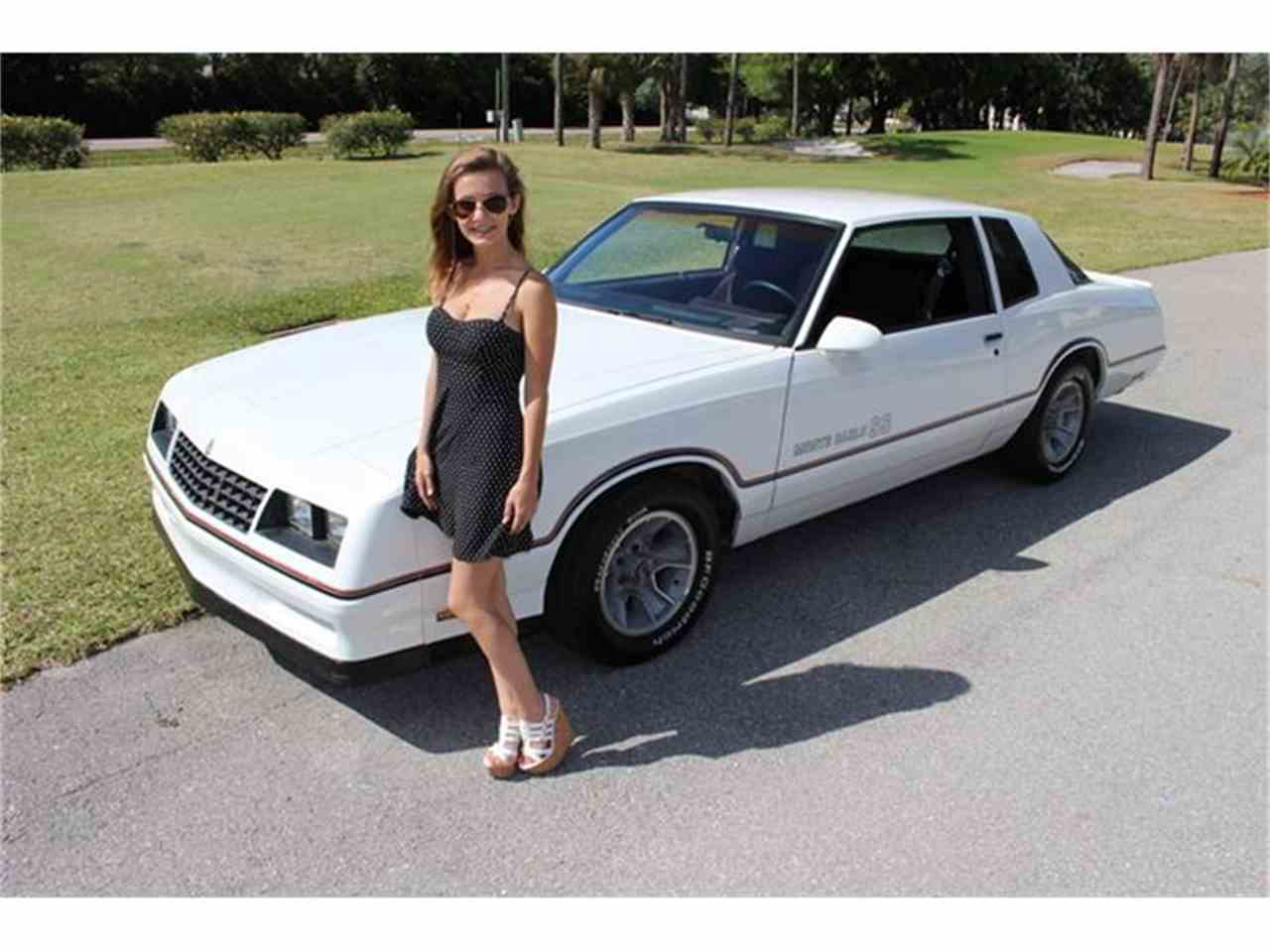 1986 chevrolet monte carlo ss for sale cc 879373. Black Bedroom Furniture Sets. Home Design Ideas