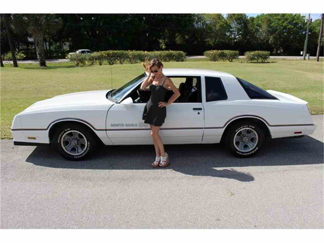Large Picture of '86 Monte Carlo SS - IUJ1
