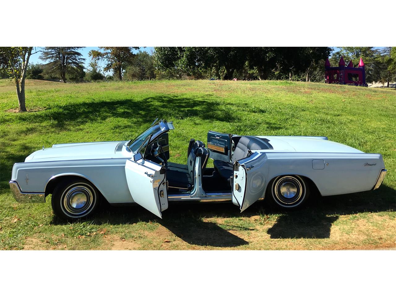 Large Picture of '66 Continental - IUJB
