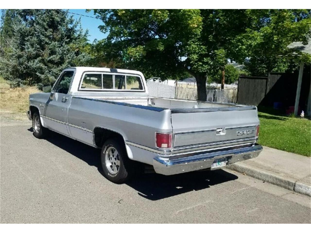 1982 Chevrolet Silverado For Sale Classiccars Com Cc 879432