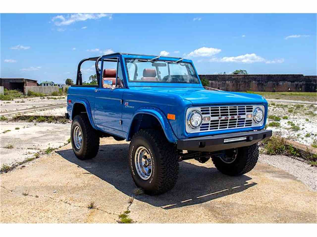 Large Picture of '76 Bronco - IUKT