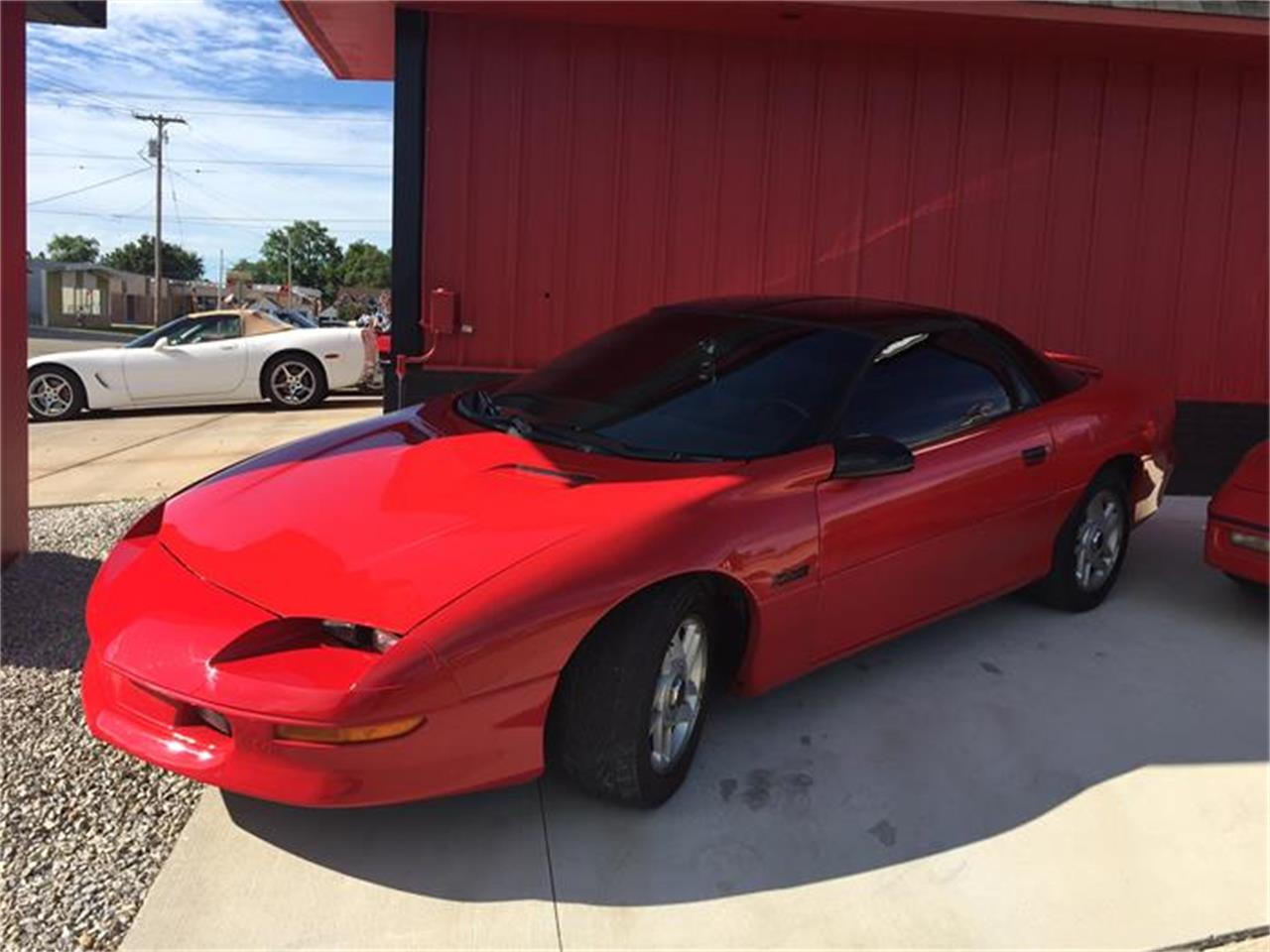 Large Picture of '93 Camaro - IUME