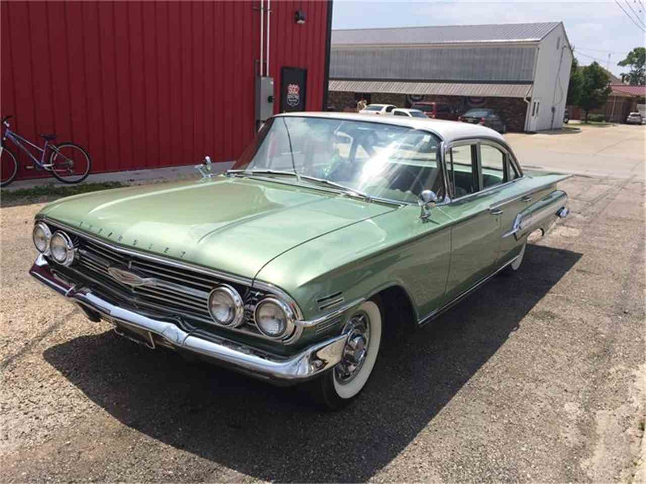 Large Picture of 1960 Chevrolet Impala Offered by Schultheis Garage and Classics, LLC - IUMI