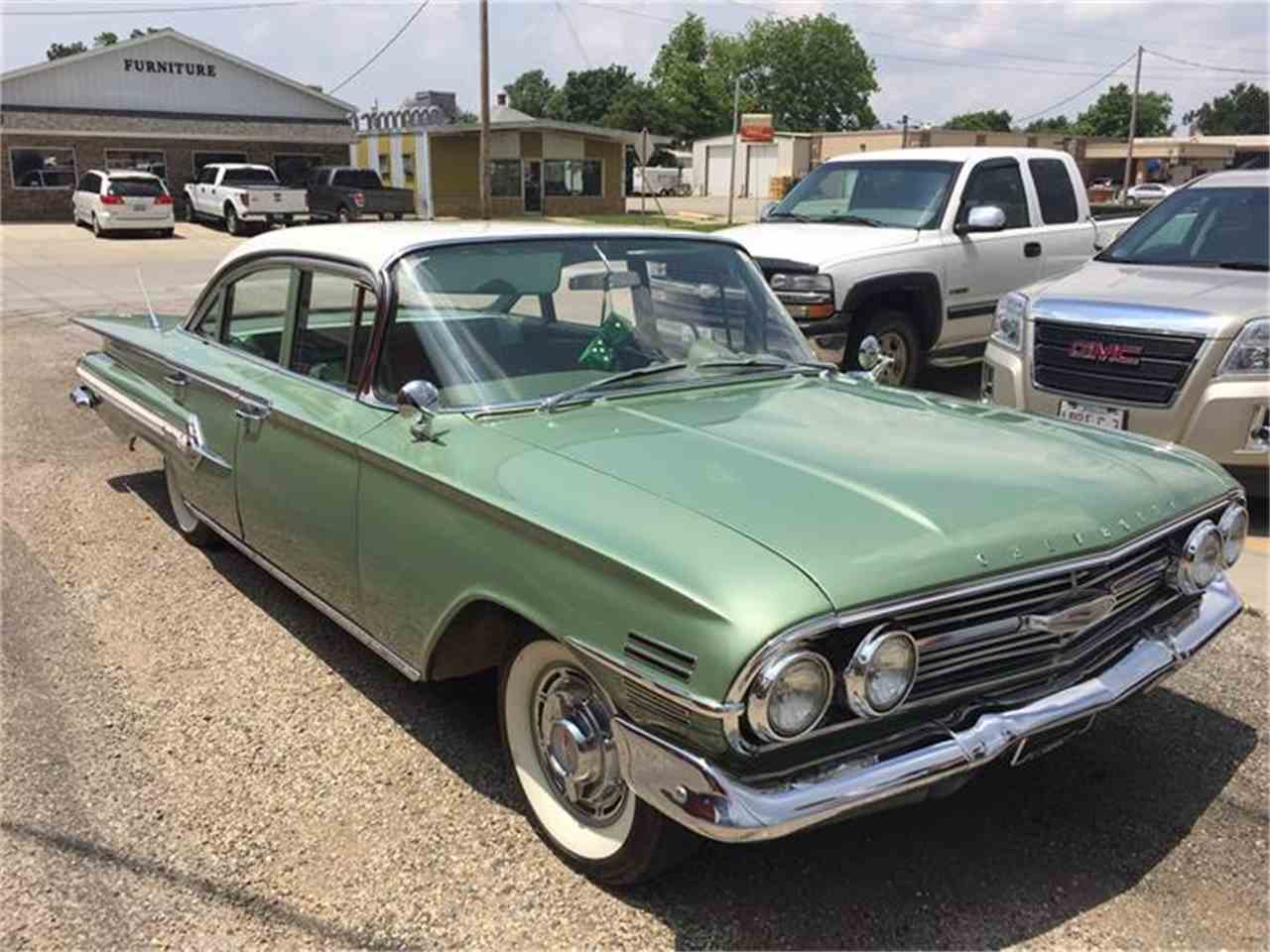 Large Picture of Classic 1960 Chevrolet Impala - $16,900.00 Offered by Schultheis Garage and Classics, LLC - IUMI