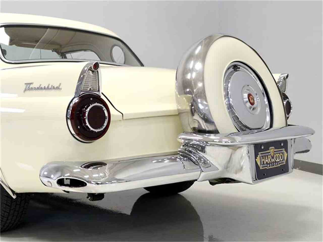 Large Picture of '56 Thunderbird - IUMS