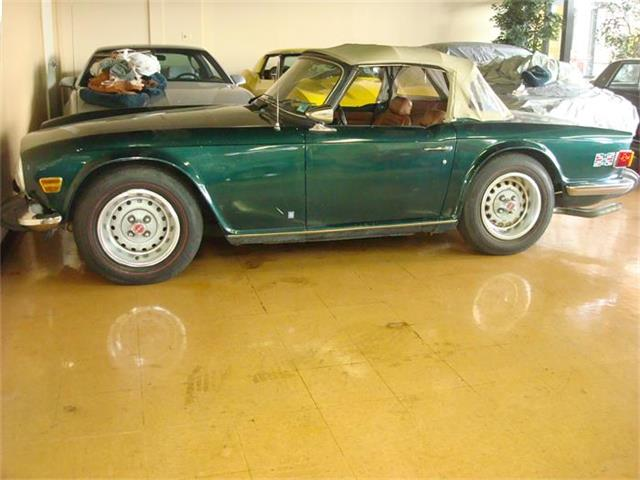 Picture of '74 Triumph TR6 located in Illinois - $13,000.00 Offered by  - IUMU