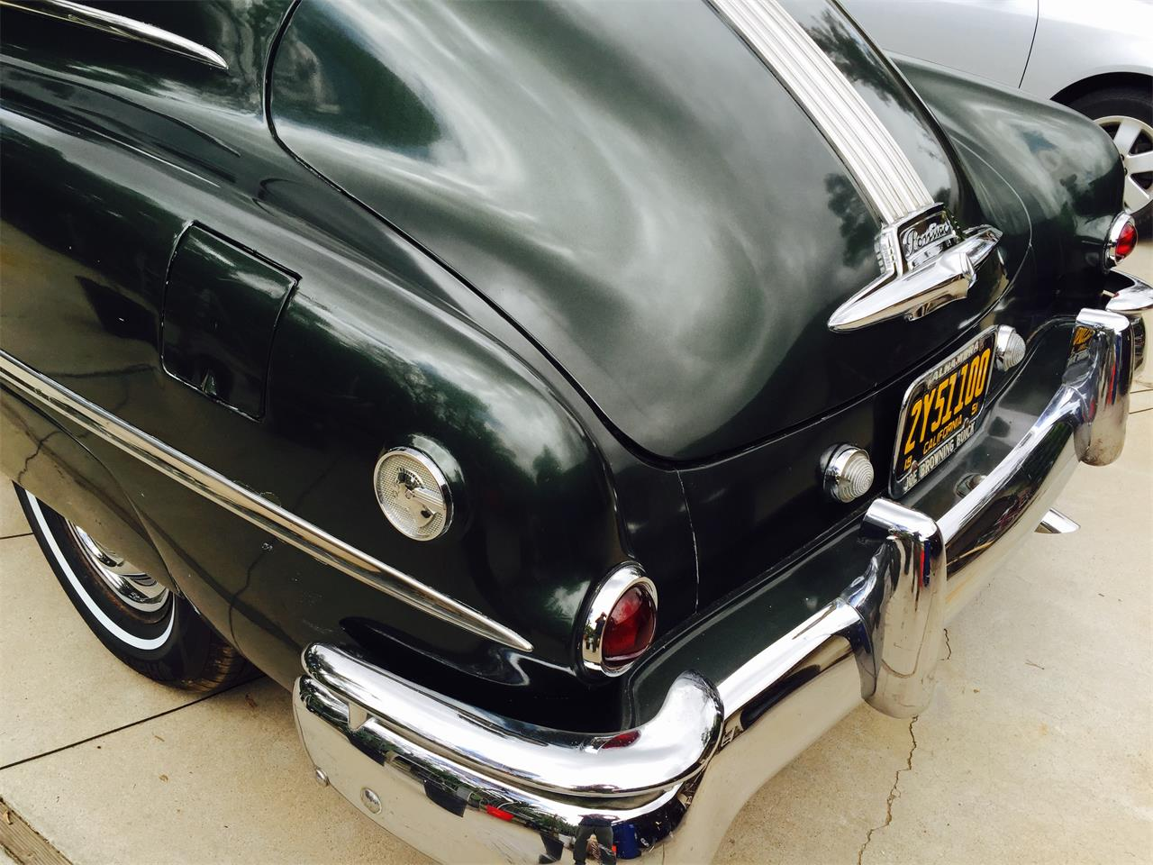 1951 Pontiac Streamliner For Sale