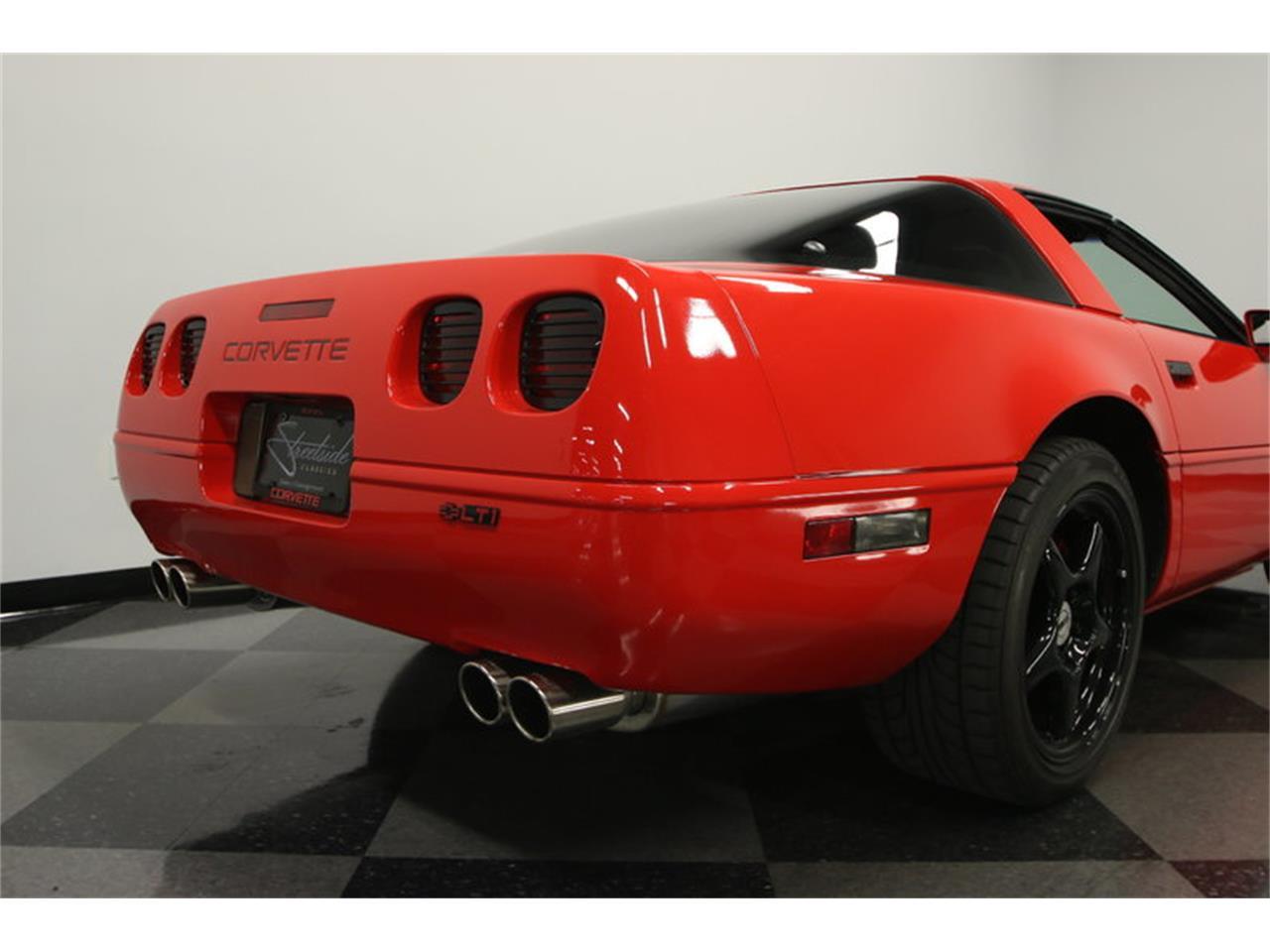 Large Picture of 1995 Chevrolet Corvette located in Lutz Florida - IURO