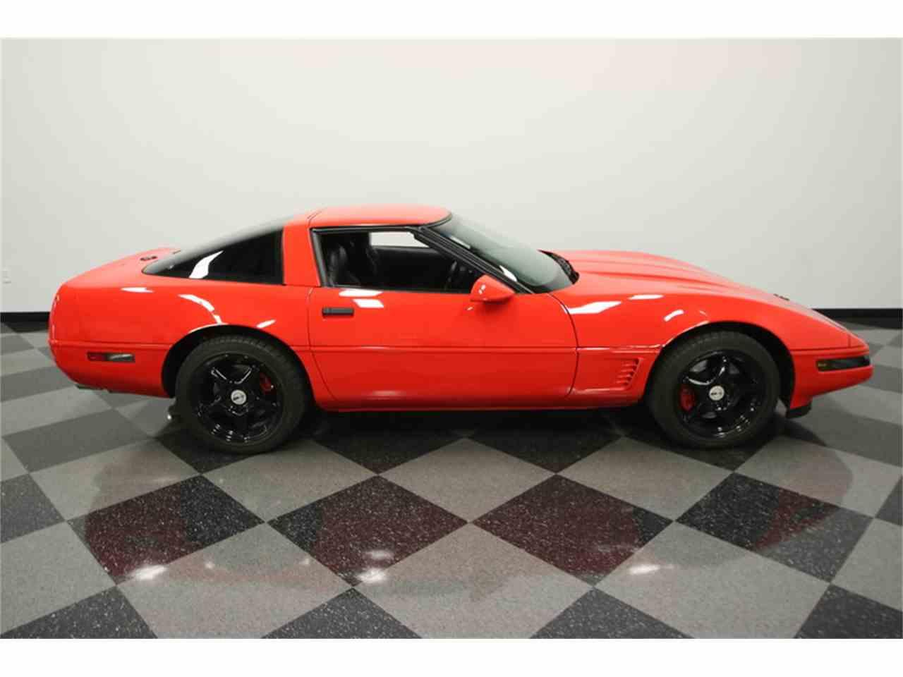 Large Picture of '95 Corvette - IURO