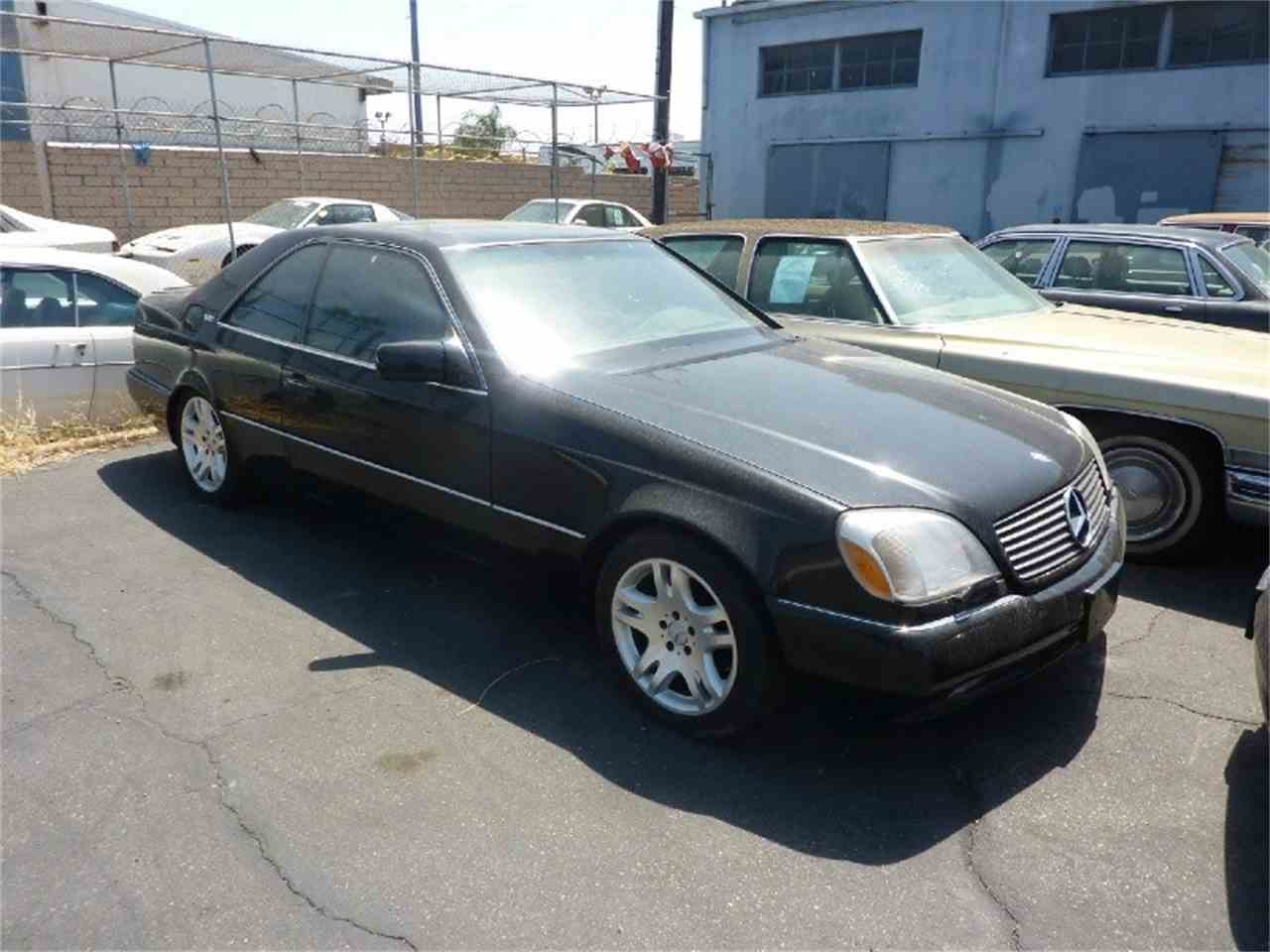 Large Picture of 1995 Mercedes-Benz S-Class located in Ontario California Offered by WDC Global Exports - IUSK