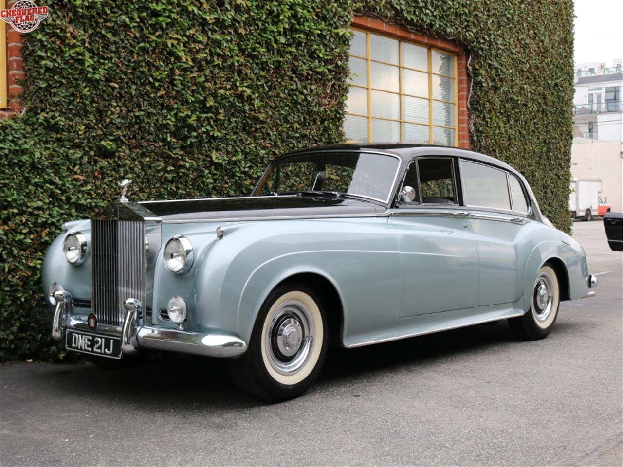 1959 Rolls-Royce Silver Cloud for Sale | ClicCars.com | CC-881005